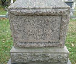 William Allen Elder