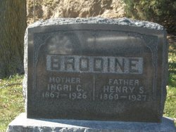 Ingri Christine <I>Carlson</I> Brodine
