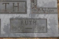 Ruth Marie <I>Williams</I> Smith