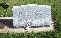 Arthur R Zugg