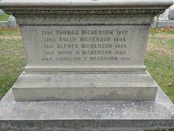 Alfred Nickerson