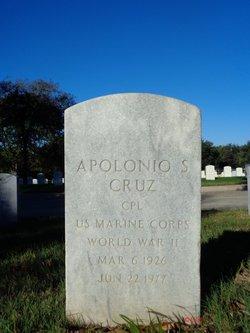 Apolonio S Cruz