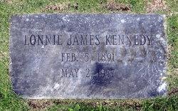 """Alonzo James """"Lonnie"""" Kennedy"""