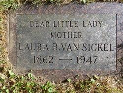 Laura B <I>Blake</I> Van Sickel