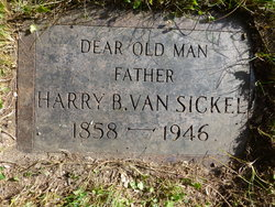 Harry B Van Sickel