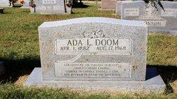 Ada L. <I>Charles</I> Doom