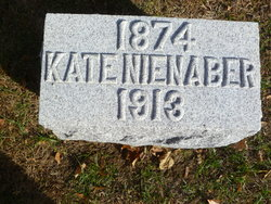 "Mrs Catherine ""Kate"" <I>Chase</I> Nienaber"