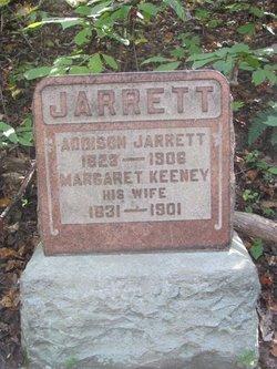 Margaret <I>Keeney</I> Jarrett