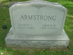Ernest F Armstrong