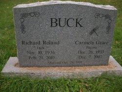 Carmela Grace <I>Pagano</I> Buck