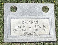 """John Pierce """"Jack"""" Brennan"""