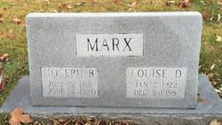 Joseph Bernard Marx