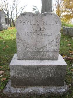 Phyllis Ellen Allen
