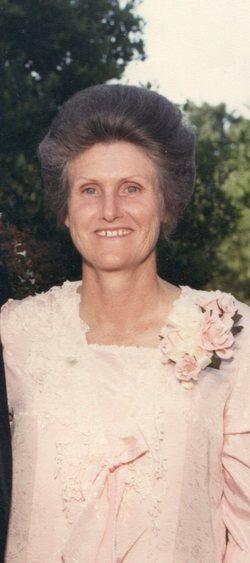 Betty Yvonne <I>Washburn</I> Baggerly