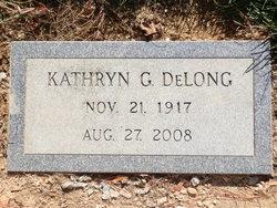 Kathryn Sadie <I>Gerberich</I> DeLong