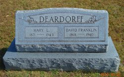 Mary Luvenia Sissie Deardorff