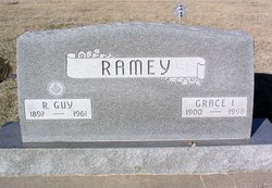 Grace Irene <I>Mallory</I> Ramey