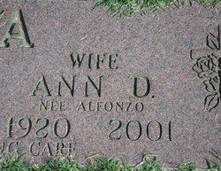 Ann D. <I>Alfonzo</I> Gliwa