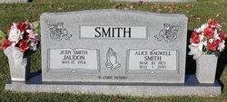 Alice <I>Bagwell</I> Smith