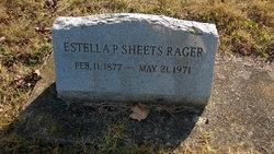 Estella P <I>Sheets</I> Rager