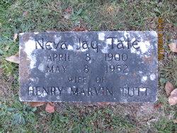 Neva Jay <I>Tate</I> Tutt