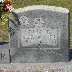 Julia Leona <I>Burch</I> Skipper