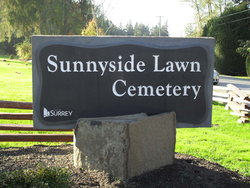 Sunnyside Lawn Cemetery