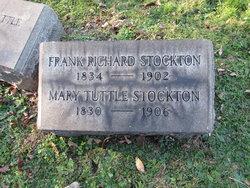 Marian E <I>Tuttle</I> Stockton