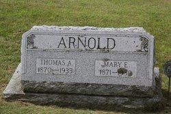 Mary E. <I>Gerow</I> Arnold