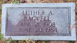 Luther A Bagwell