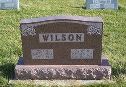 "Zona ""Zoni"" <I>Livers</I> Wilson"