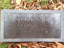 Fountain Fox Hatter