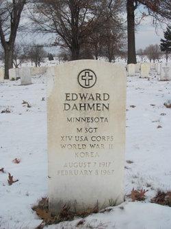 Edward Dahmen