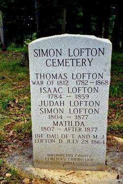 Simeon Lofton