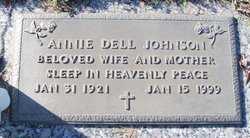Annie Dell Johnson