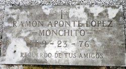 """Ramon """"Moncho"""" Aponte Lopez"""