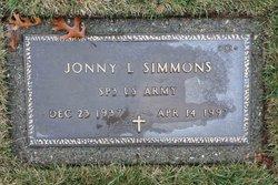 Jonny L Simmons