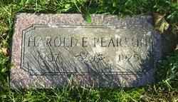 Harold Eugene Pearson