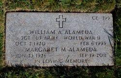 William A Alameda