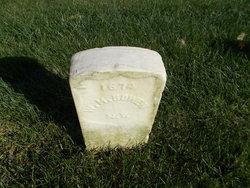 Pvt William H Bowen