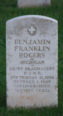 Benjamin Franklin Rogers