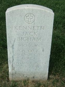 Kenneth Jack Bigham