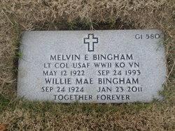 M E Bingham