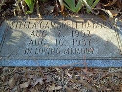 Stella <I>Gambrell</I> Nabors