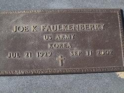 Joe Kennard Faulkenberry, Sr