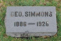 George W Simmons
