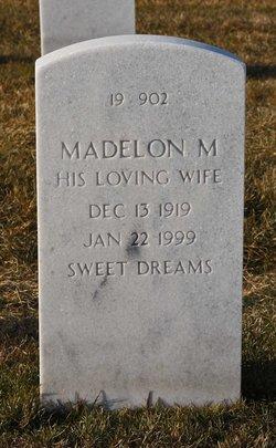Madelon M Gartmayer