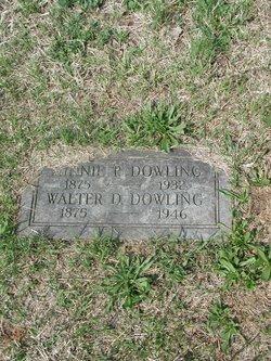 Walter D Dowling