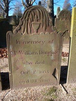 Capt William Douglas