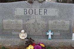 Delma <I>Williamson</I> Boler